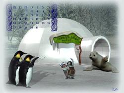 Pinguine März